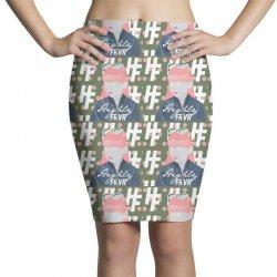 HF GirlBot Pencil Skirts   Artistshot