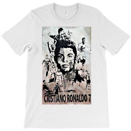 Cristiano Ronaldo T-shirt Designed By Trendy Boy