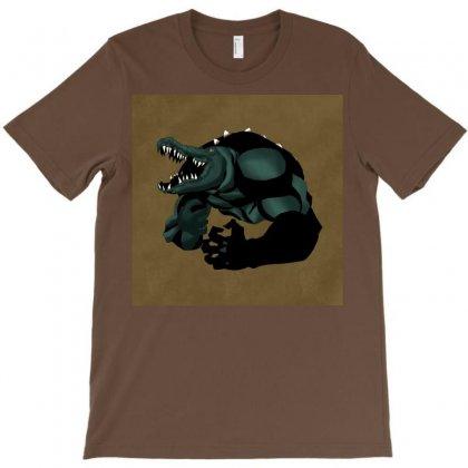 Killercrok T-shirt Designed By Shoka