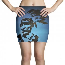 Red Indian Leaders Mini Skirts | Artistshot