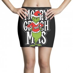 Merry Grinch Mas Trump Mini Skirts | Artistshot