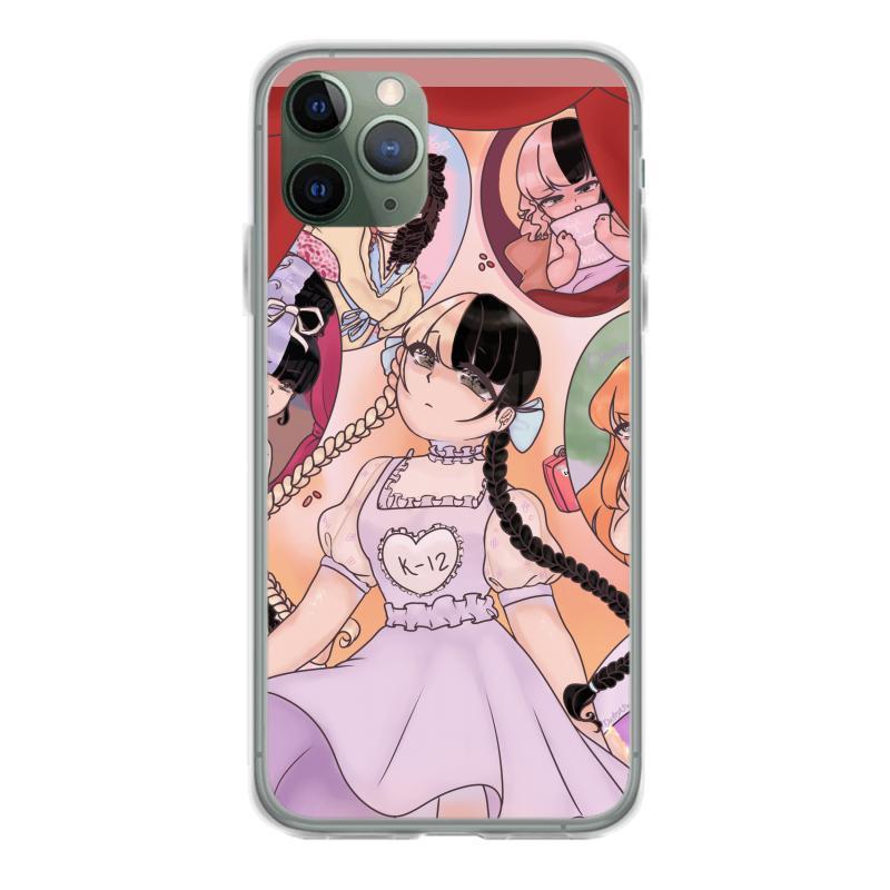 Melanie Martinez: K-12 Iphone 11 Pro Case. By Artistshot