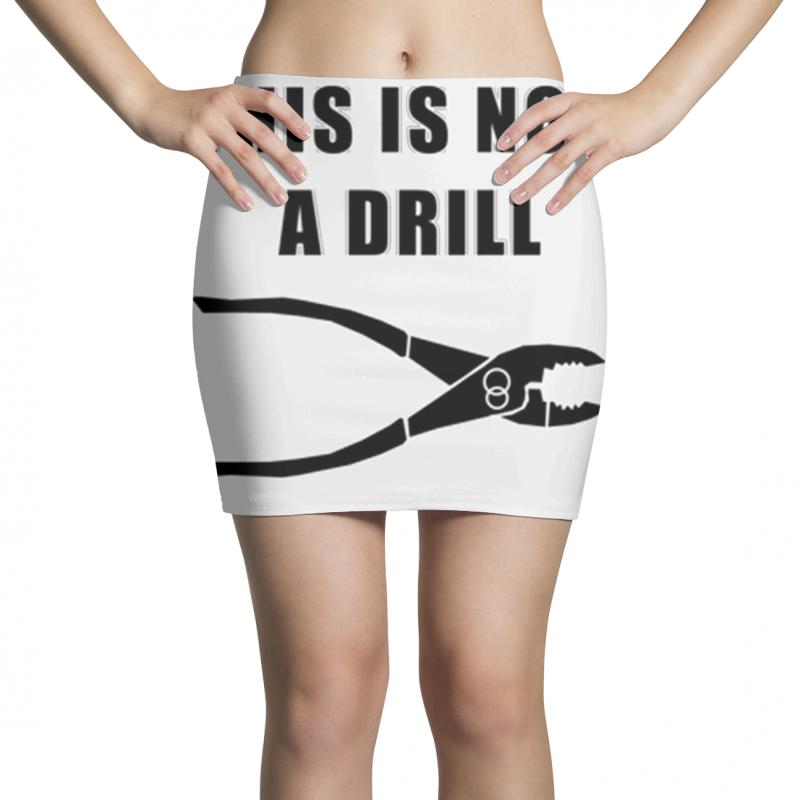 This Is Not A Drill Mini Skirts | Artistshot