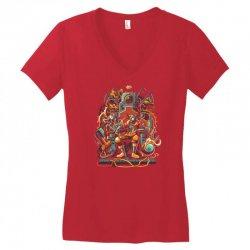 throne Women's V-Neck T-Shirt | Artistshot