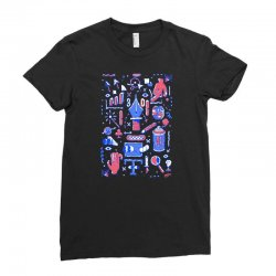 time zone Ladies Fitted T-Shirt | Artistshot