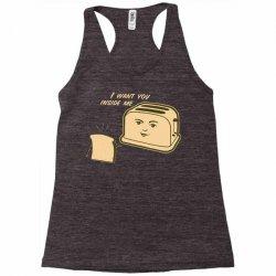 toaster love Racerback Tank | Artistshot