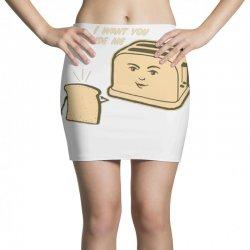 toaster love Mini Skirts | Artistshot