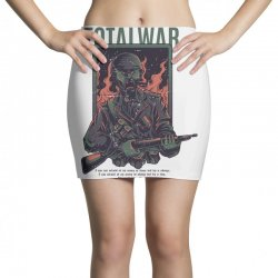 total war Mini Skirts | Artistshot
