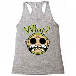What? - Zombie Racerback Tank | Artistshot