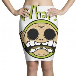What? - Zombie Pencil Skirts | Artistshot