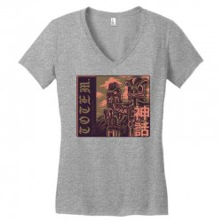 totem syndicate Women's V-Neck T-Shirt | Artistshot