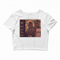 totem syndicate Crop Top | Artistshot