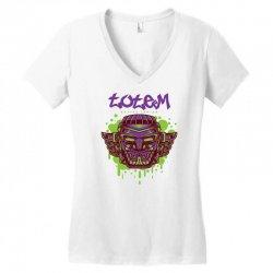 totem Women's V-Neck T-Shirt | Artistshot