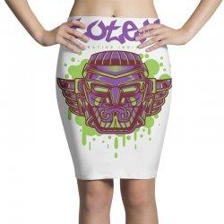 totem Pencil Skirts | Artistshot