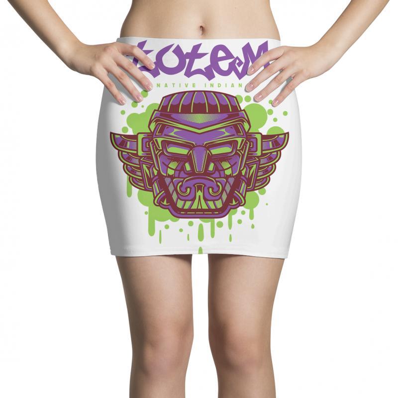 Totem Mini Skirts | Artistshot