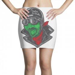 turtle biker Mini Skirts | Artistshot