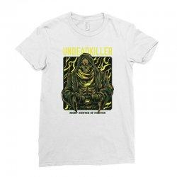 undead killer Ladies Fitted T-Shirt   Artistshot