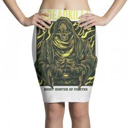 undead killer Pencil Skirts   Artistshot
