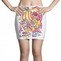 under attack Mini Skirts | Artistshot