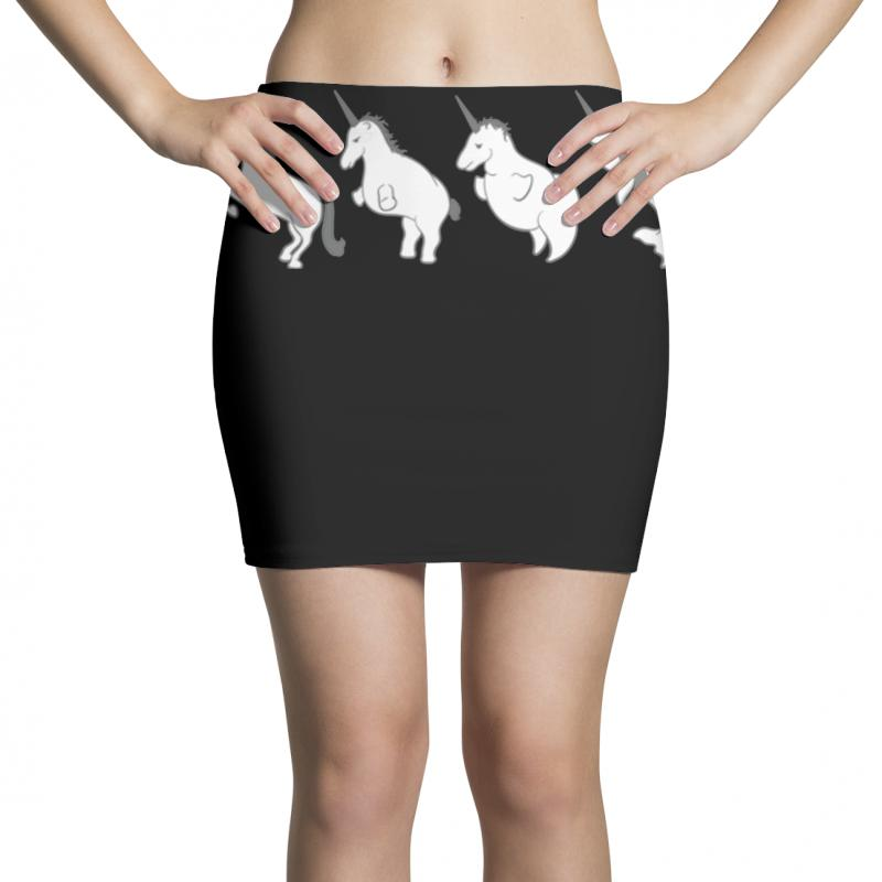 Unicorn Devolution Mini Skirts | Artistshot
