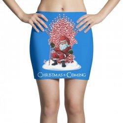 christmas is coming Mini Skirts   Artistshot