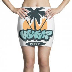 venicp beach Mini Skirts | Artistshot