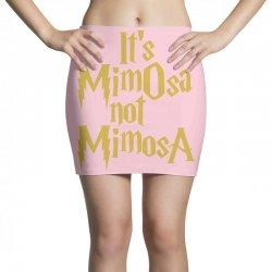 it's mimosa not mimosa Mini Skirts | Artistshot