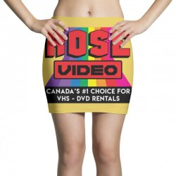 rose video logo Mini Skirts | Artistshot