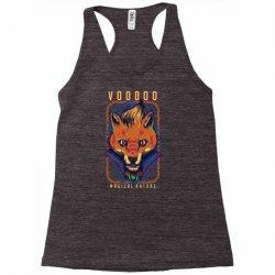 voodoo fox Racerback Tank   Artistshot