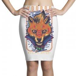 voodoo fox Pencil Skirts   Artistshot