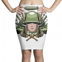 war Pencil Skirts | Artistshot