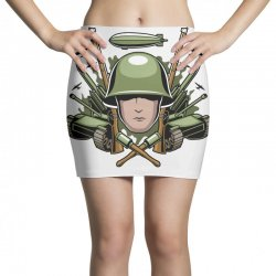 war Mini Skirts | Artistshot