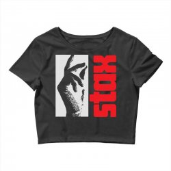 new stax records rampb blues soul music 4 Crop Top | Artistshot