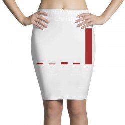 what i want for christmas Pencil Skirts | Artistshot