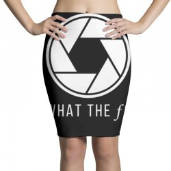 what the f Pencil Skirts | Artistshot