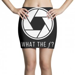 what the f Mini Skirts | Artistshot