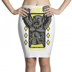 win fight Pencil Skirts | Artistshot