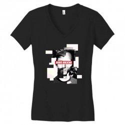 boris brejcha logo Women's V-Neck T-Shirt | Artistshot