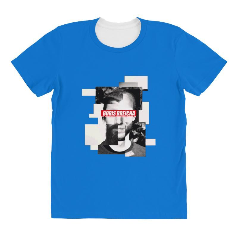 Boris Brejcha Logo All Over Women's T-shirt | Artistshot