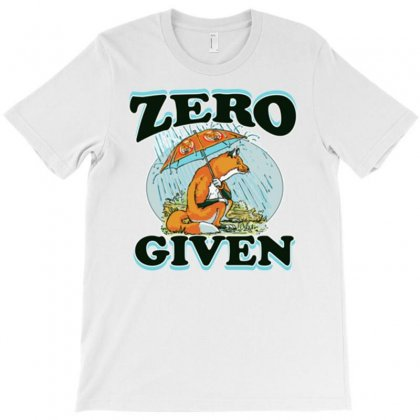 Zero Fox Given New T-shirt Designed By Daudart