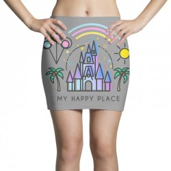 happiest castle on earth Mini Skirts | Artistshot