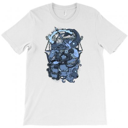 Zodiac T-shirt Designed By Daudart