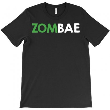 Zombie Bae T-shirt Designed By Daudart