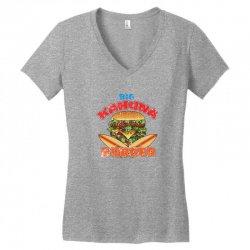 big kahuna burger Women's V-Neck T-Shirt | Artistshot