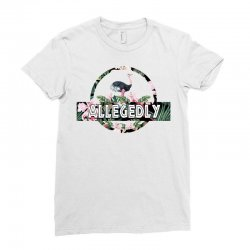 allegedly Ladies Fitted T-Shirt | Artistshot