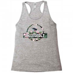 allegedly Racerback Tank | Artistshot