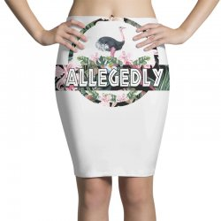 allegedly Pencil Skirts | Artistshot