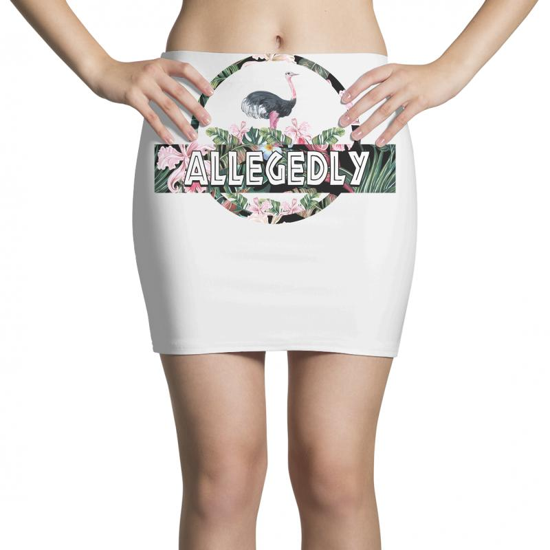 Allegedly Mini Skirts | Artistshot