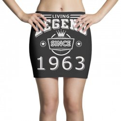 living legend since 1963 Mini Skirts   Artistshot