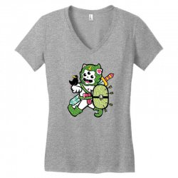 zyapa the cat 2 a Women's V-Neck T-Shirt | Artistshot